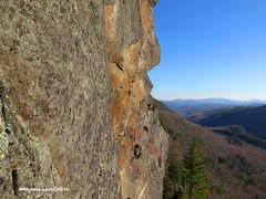 Rock Climbing Photo: november awsomness