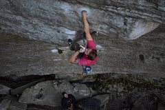 Rock Climbing Photo: Why chalk when you can chug...mandatory for sendin...
