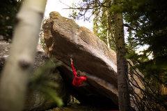 Rock Climbing Photo: Photo: Tyler Casey.
