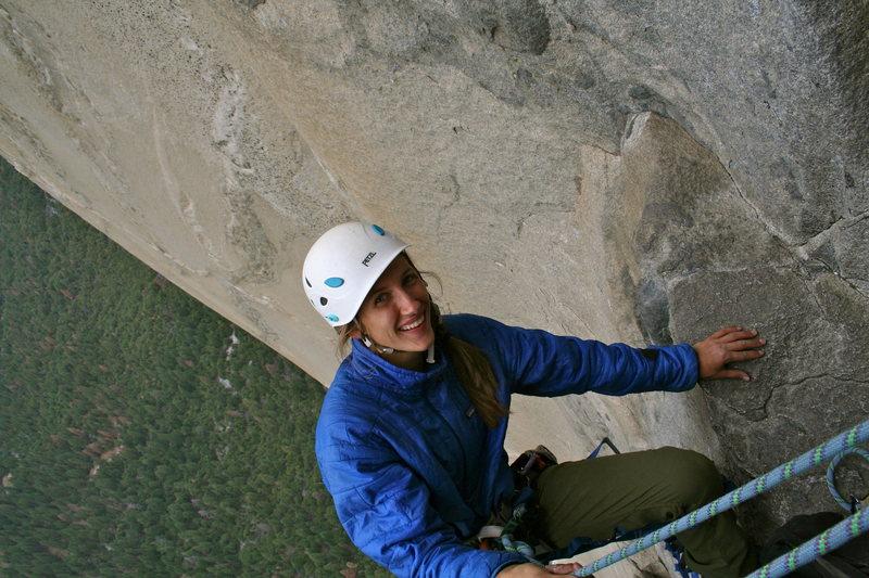 Rock Climbing Photo: Nose