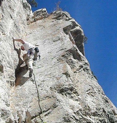 Rock Climbing Photo: Green Eggs and Ham