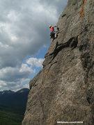 Rock Climbing Photo: p3 Overture