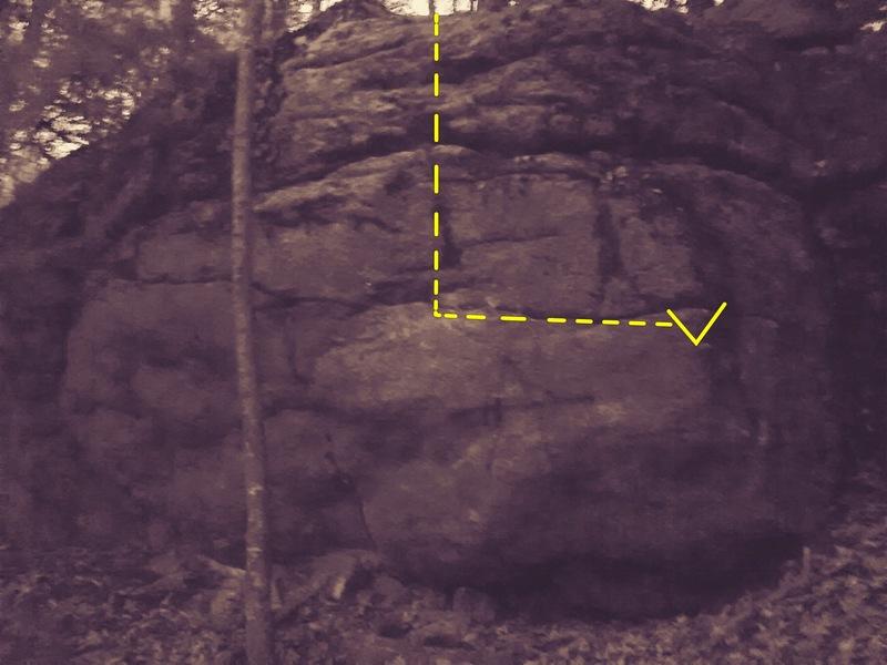 Rock Climbing Photo: Anarchy