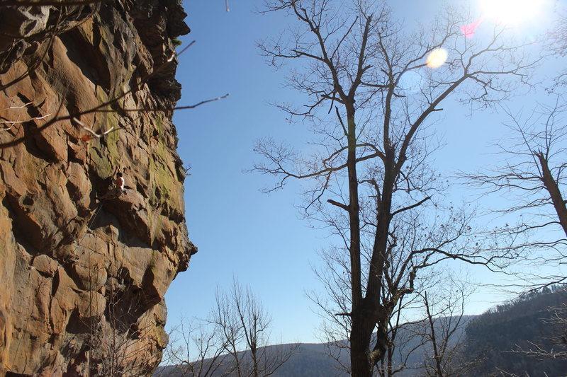 Rock Climbing Photo: Gracious Grant