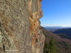 Rock Climbing Photo: MP hero definition of slab