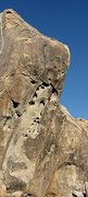 Rock Climbing Photo: before it had bolts...photo screen shotted from Bl...