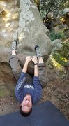Rock Climbing Photo: Just hanging out at Castle Rock...