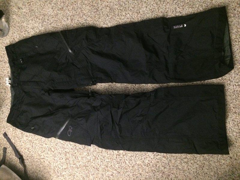 Igneo pants