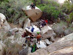 Rock Climbing Photo: Way of Life gathering!!!
