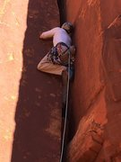 Rock Climbing Photo: Wide x Wide = Wide