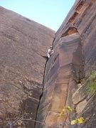 Rock Climbing Photo: Bigger than it looks!