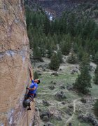 Rock Climbing Photo: Tommy TwoTone