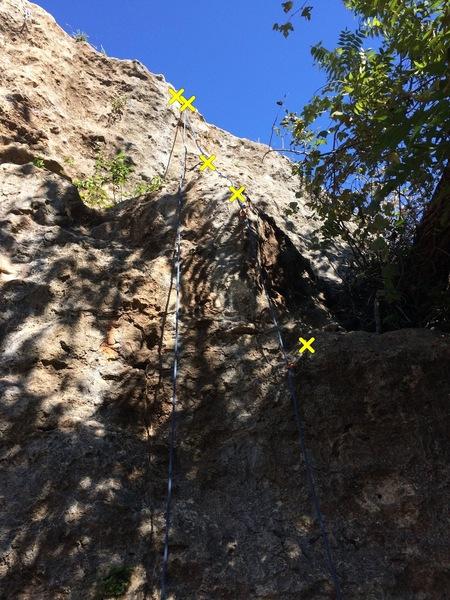 Rock Climbing Photo: Sunny Fun