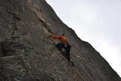 Rock Climbing Photo: I love this climb.  Do it every year.