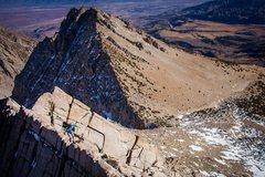 Rock Climbing Photo: A mid-November Humphreys jaunt.