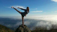 Rock Climbing Photo: Big Sur