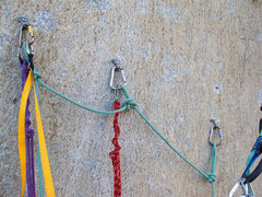 Rock Climbing Photo: Keep it clean, keep it simple. Notice how I've...