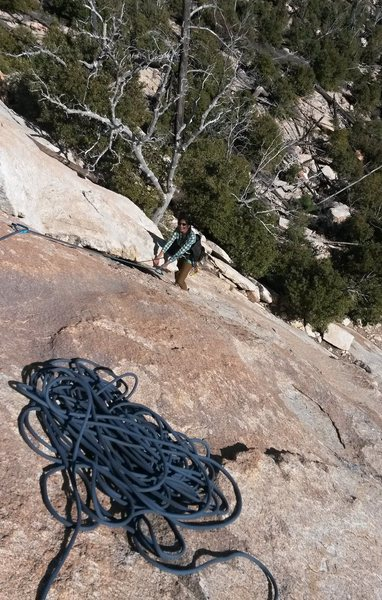 top of pitch 1