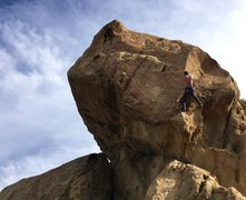 Rock Climbing Photo: Jamie Hueco Holla