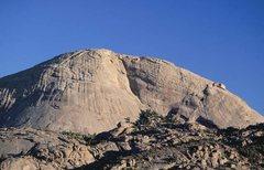 Rock Climbing Photo: Lankin Dome, S. Face