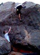 Rock Climbing Photo: Stellar