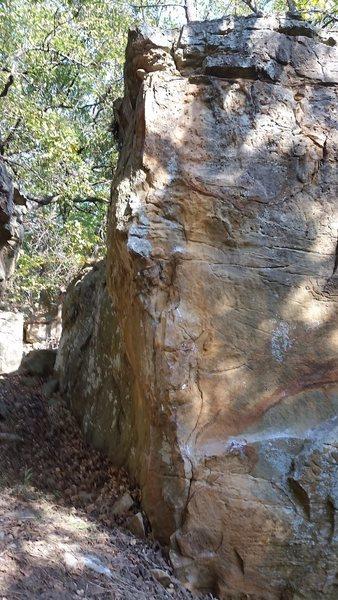 Rock Climbing Photo: Hunchback/Gargoyle