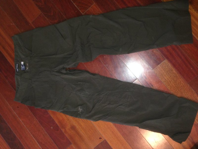 Arcteryx rampart pants. 30x30 great condition $35