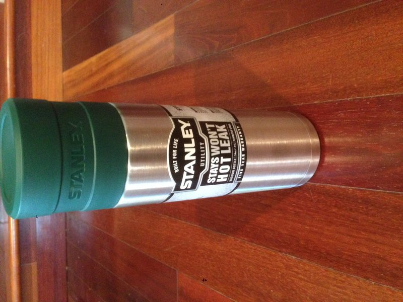 Rock Climbing Photo: Brand new stanley thermos! 24oz I have six for sal...
