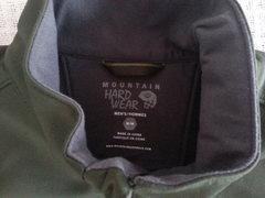 Jacket collar info