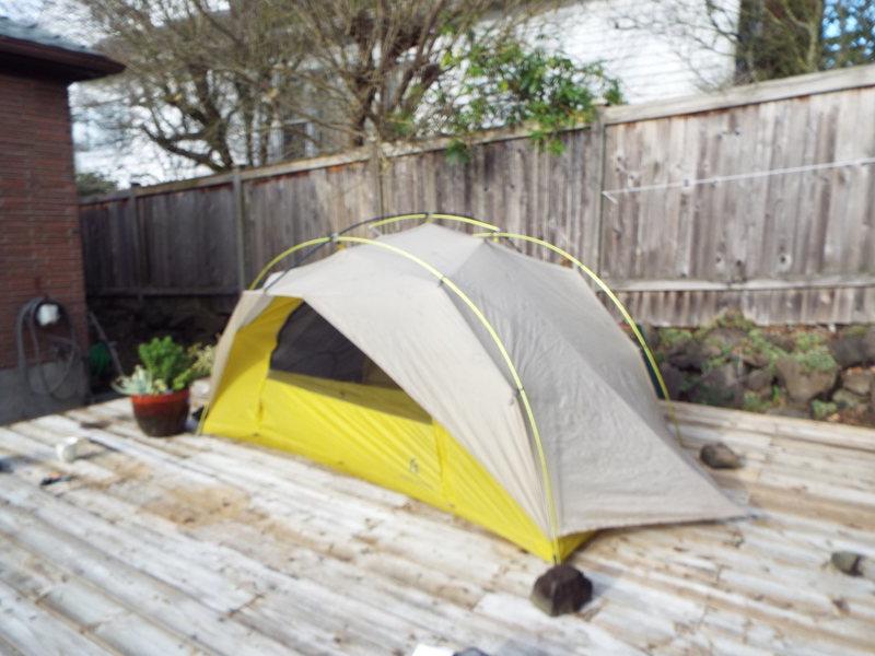 Sierra Designs Ultralight Flash 2<br> 2 person lightweight 3 season tent