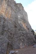 Rock Climbing Photo: El Comino del ray