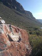 Rock Climbing Photo: Rooiberg