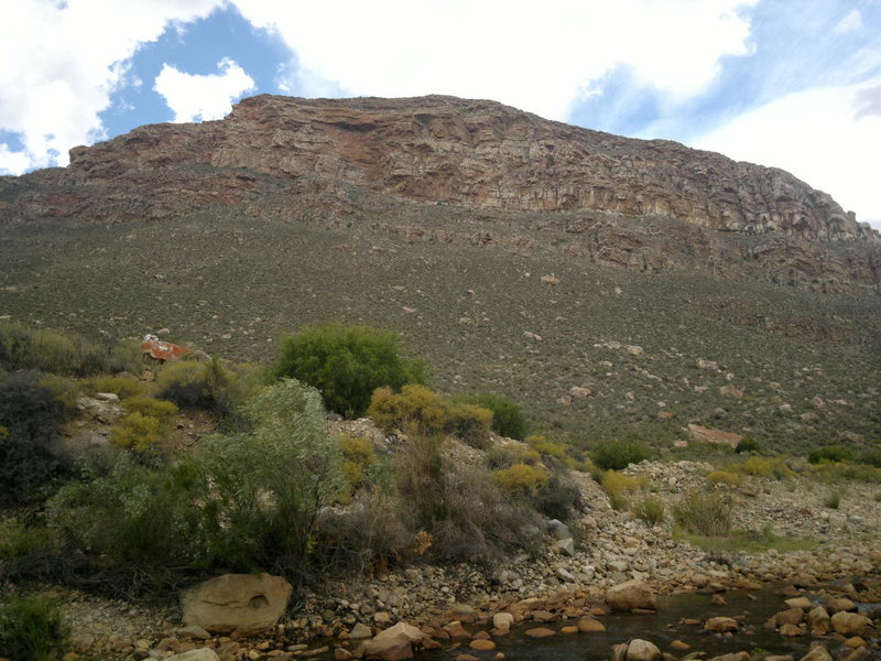 Rooiberg, from the campsite