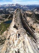 Rock Climbing Photo: Yeee