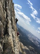 Rock Climbing Photo: Ha Ha...