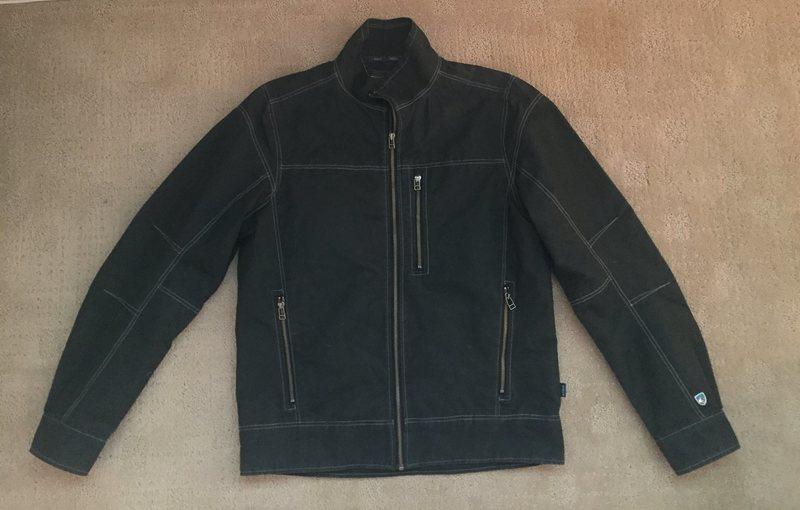Burr Jacket, men's medium