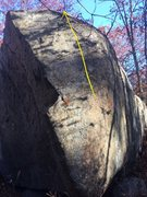Rock Climbing Photo: Facing the western end cap of the Southern Sponsor...