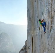 Pitch 14, Dawn Wall