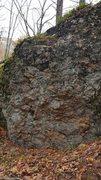 Rock Climbing Photo: tic tac
