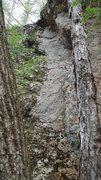 Rock Climbing Photo: Lichen Corner