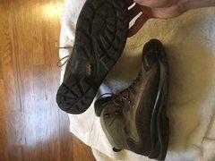 Rock Climbing Photo: boots