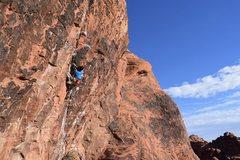 Rock Climbing Photo: Stellar Climb!