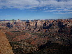 Rock Climbing Photo: eastern views