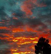 Rock Climbing Photo: So Cal Sunsets!!!