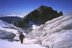 Rock Climbing Photo: Pico Bonpland
