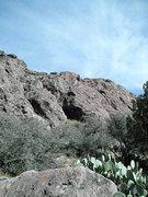 Rock Climbing Photo: Pre-K