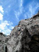 Rock Climbing Photo: Major Major