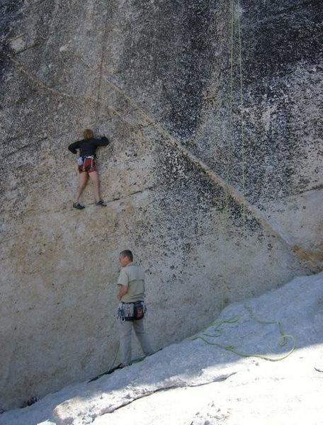 Rock Climbing Photo: Climbers on Konvicts do Koalas.