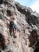 Rock Climbing Photo: Rebate