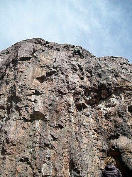 Rock Climbing Photo: Payday